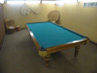 Canterbury Pool Table