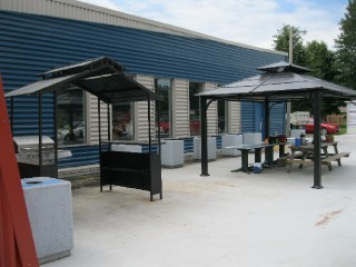 Bayview BBQ Area