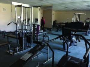 Summit House Gym