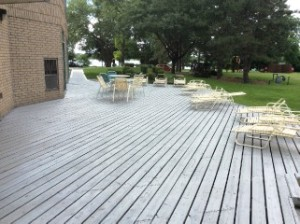 Summit House Patio
